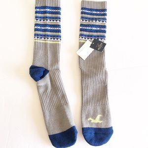 Hollister Knitted Socks OS NWT